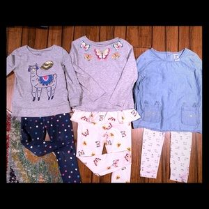 Toddler outfits 3T/4T